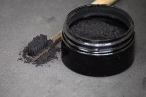 is charcoal teeth whitening safe?