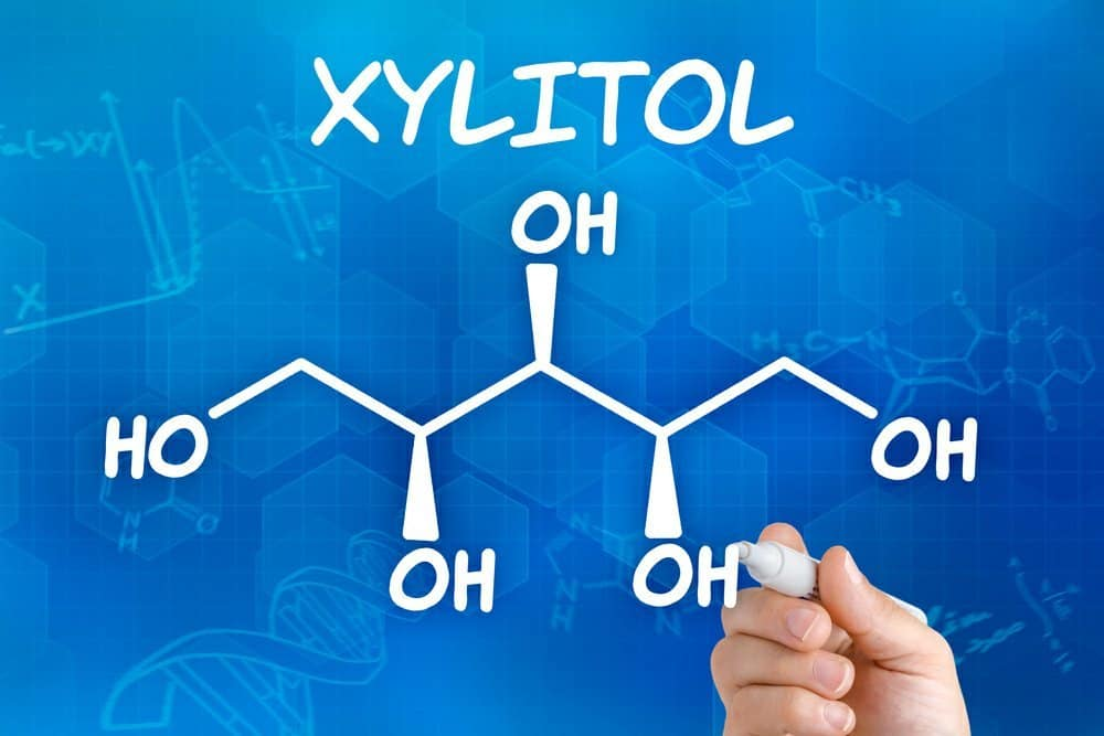 oral health benefits of xylitol