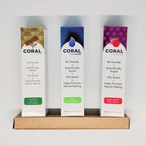 Coral nano silver Toothpaste review