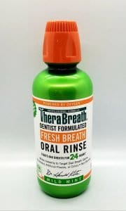 therabreath oral rinse review