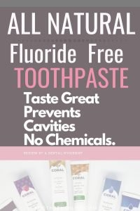all natural fluoride free toothpaste