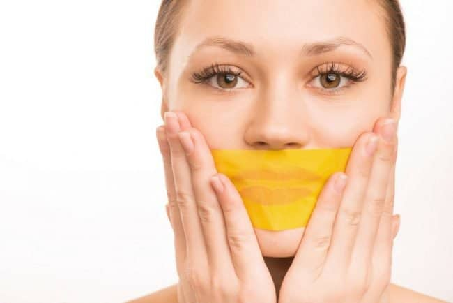 Mouth taping guide anti snoring anti mouth breathing
