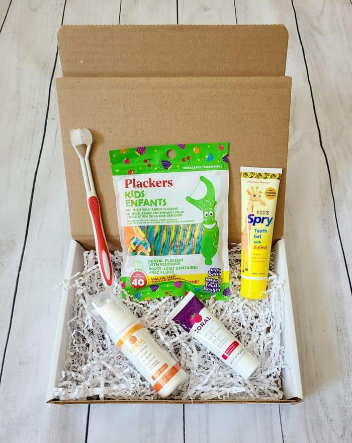 autism oral care kit